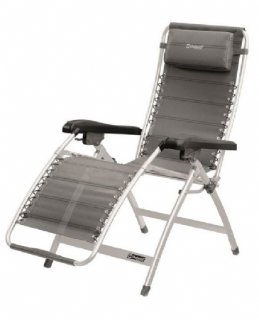 Outwell HUDSON RELAX CHAIR Lounger with detachable headrest